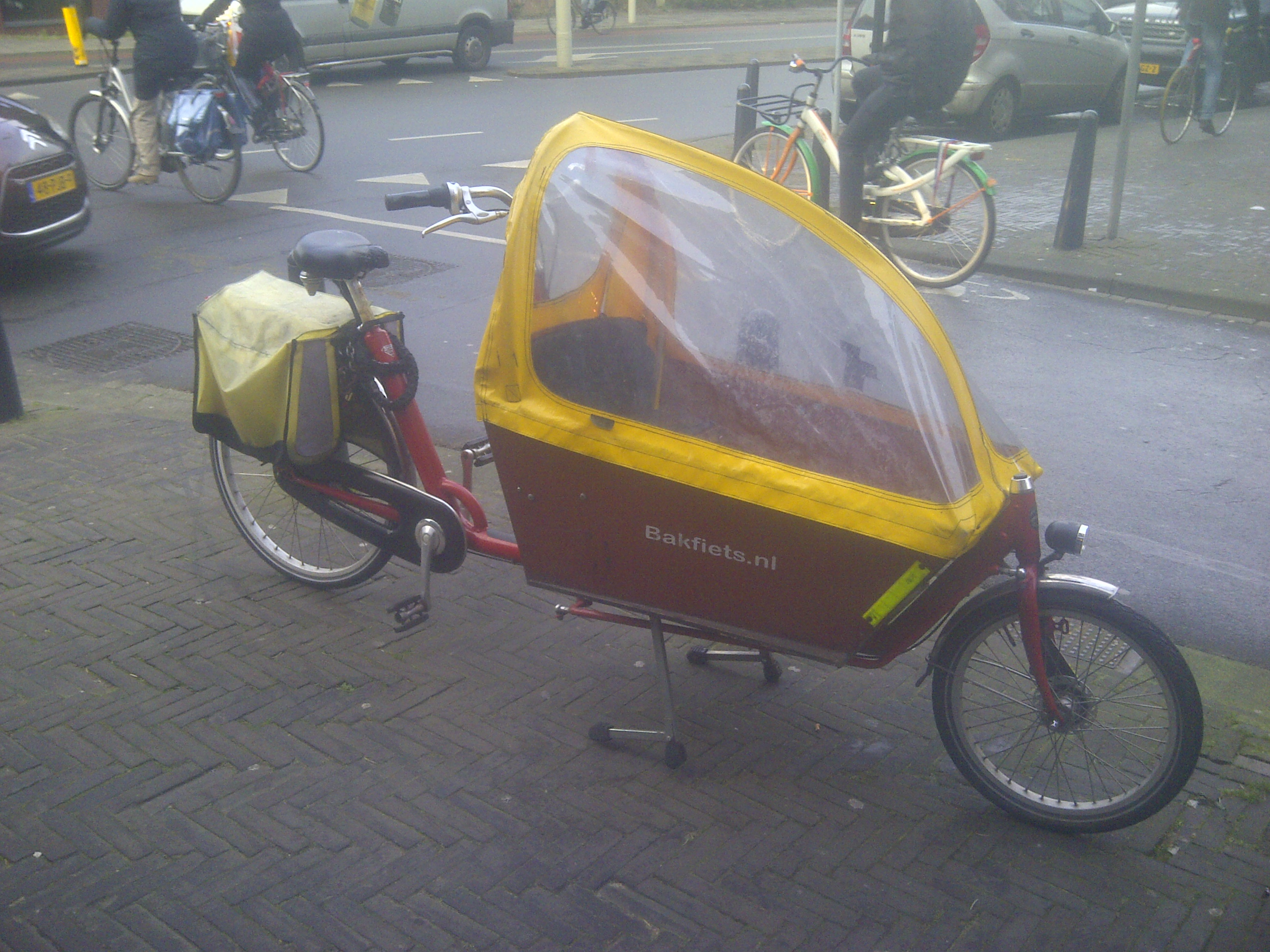 bike in Netherlands